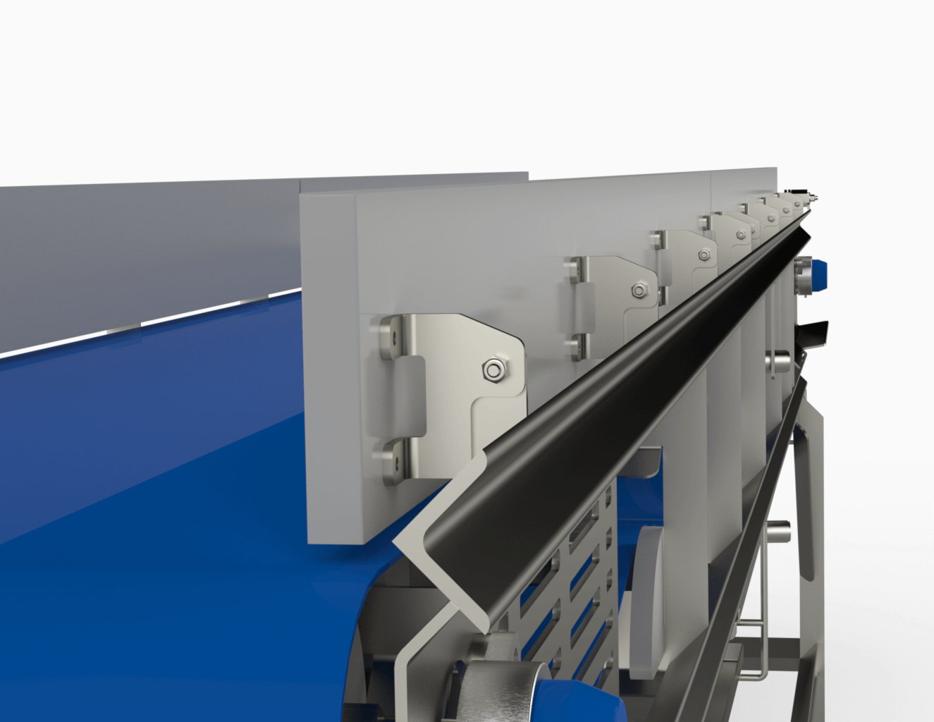 Sanitary Conveyors | SSi