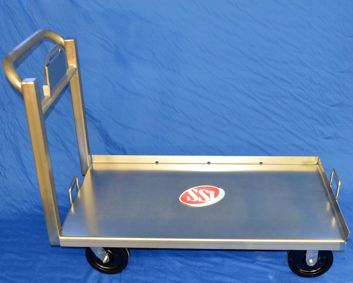 sanitary stainless cart
