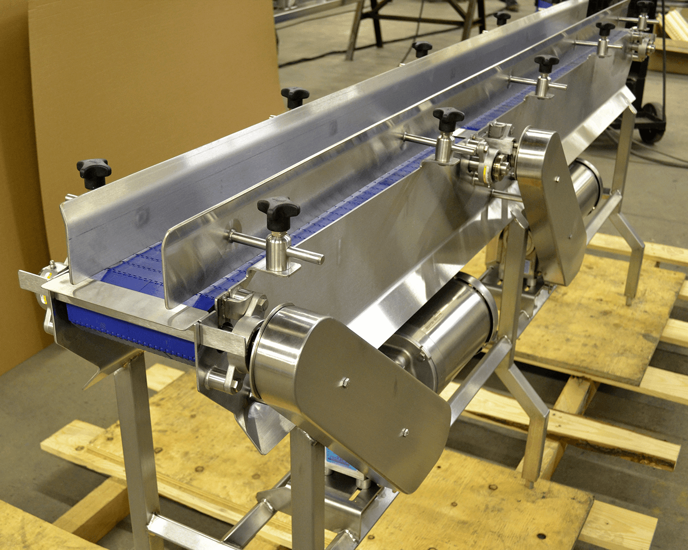 sanitary conveyor