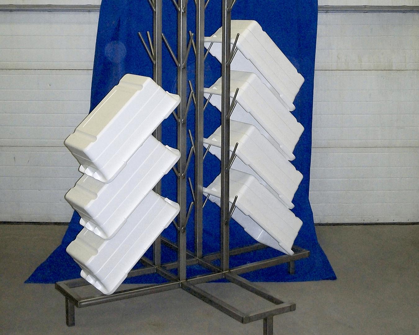 tote rack